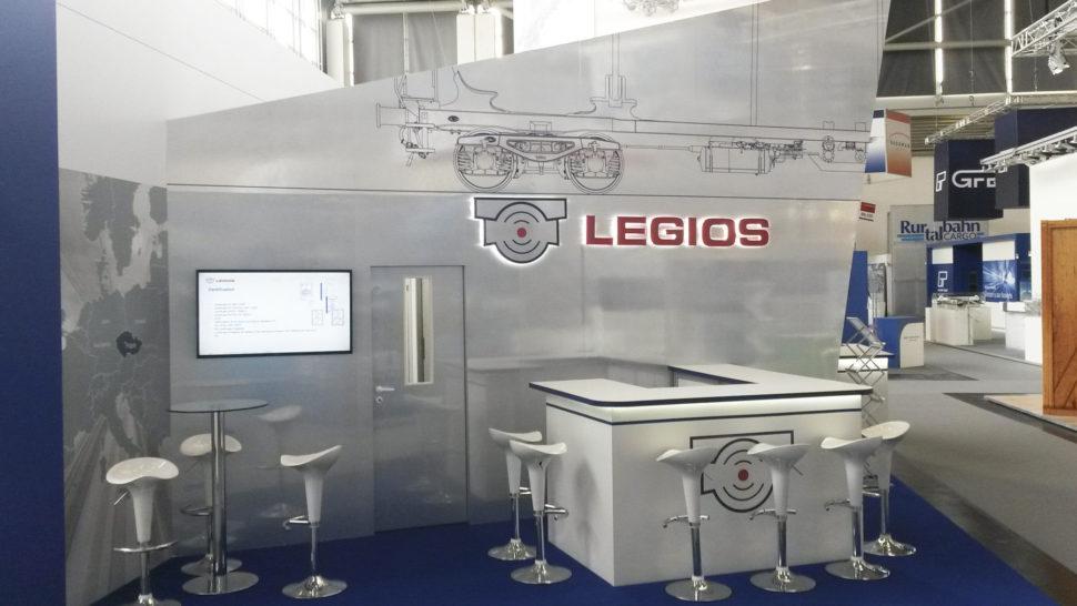Transport Logistic 2015, Munich, 60 m2, corner exposition